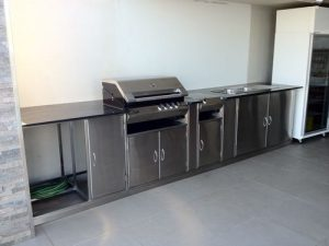 custom stainless steel fabrication near me